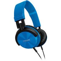 Fone de Ouvido Philips SHL3000BL/00 Azul
