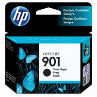 Cartucho HP 901 Preto Original (CC653AB) Para HP Officejet J4660, J4524, J4624, 4500