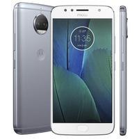 Smartphone Motorola Moto G5S Plus XT1802 Desbloqueado GSM 32GB Dual Chip TV Digital Android 7.1 Azul Topázio