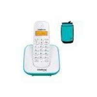 Aparelho Telefone Fixo Sem Fio Digital Com Bina Ts 3110