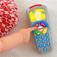 Meu Primeiro Controle Remoto Learn And Laugh Cachorrinho Fisher-Price