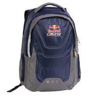 Mochila Note Red Bull Racing Azul e Cinza
