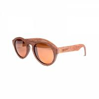Óculos de Sol TwoDogs Joaquina Madeira