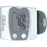 Monitor de Pressão de Pulso Medeqco Easy Control