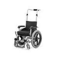 Cadeira De Rodas Agile Baby Assento 30cm Jaguaribe