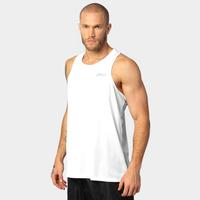 2041c3d24e677 Camiseta Regata Asics Core Basic Singlet Masculina Branca