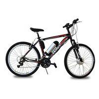 Bicicleta Tecbike Tecultra Aro 26 21 Marchas Preta