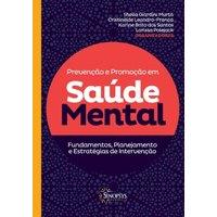 Livro - Prevenção e Promoção em Saúde Mental - Murta