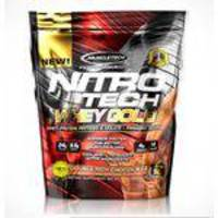 Nitrotech 100 Whey Gold 454 gr refil MuscleTech