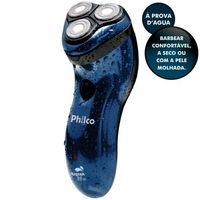 Barbeador Philco Aqua Blue