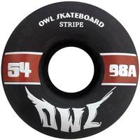 Roda Owl Sports Stripe OWL0100-11 54mm Preta Sports