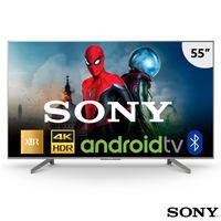 Smart TV 4K Sony LED 55 XBR-55X855G
