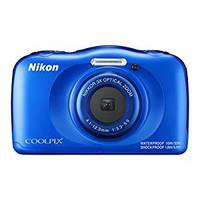 Camera Digital Nikon Coolpix W100 13,2 MegaPixels Azul
