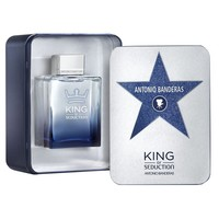 King of Seduction de Antonio Banderas Eau de Toilette Masculino 200 ml