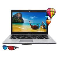Notebook Positivo Stilo XRI2950 Intel Celeron 1.6GHz 2GB 32GB Linux