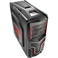 Gabinete Multilaser Gamer Warrior GA124 Preto