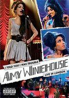Amy Winehouse - I Told You I Was Trouble - Live In London - Multi-Região / Reg. 4