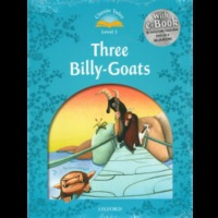 Three Billy-Goats - Second Edition E-Book & Cd Pack