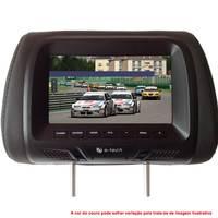 Encosto de Cabeça para Carro LCD 7'' E-Tech ET-ENC 02