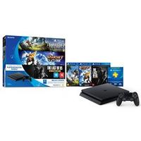 Playstation 4 Slim 500GB Sony + Pacote Playstation Hit