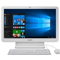Computador Samsung All in One E2 DP500A2L-KW2BR Pentium Dual Core 2.1GHz 4GB 500GB Windows 10