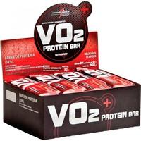 Suplemento Integralmédica VO2 Slim Protein Bar Chocolate 24 Unidades
