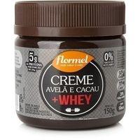 dd5e1cf15 Suplemento Flormel Creme Avelã e Cacau + Whey 150g - Preços com até 27% de  desconto