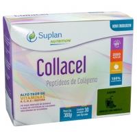 Collacel Colágeno Abacaxi Suplan 30 sachês