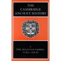 Cambridge Ancient History, The - vol. 10