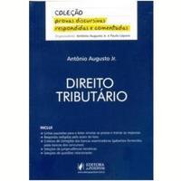 Direito Tributario - Provas Discursivas, Respondidas E Comentadas