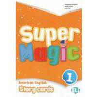 Super Magic 1 - Story Cards - Eli - European Language Institute