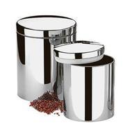 Conjunto de Potes Para Mantimentos Brinox Suprema Inox 5 Peças