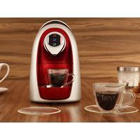 Maquina de Cafe Espresso Tres S04 Modo Vermelho