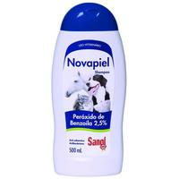 Shampoo Sanol Dog Novapiel 500 ml