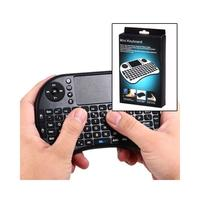 Teclado e Mouse Mini TouchPad Computador PC Xbox Ps3 Usb TV Android Iptv Smartv