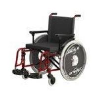 Cadeira De Rodas Agile Fat Jaguaribe