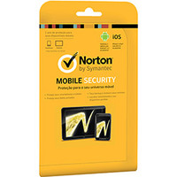 Symantec Norton Mobile Security 3.0 1 Usuario Card