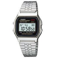 Relógio Feminino Digital Casio Vintage A159WA-N1DF Prata