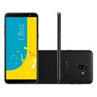 Smartphone Samsung Galaxy J8 SM-J810M Desbloqueado Tela 6 Dual Chip 64GB Android 8.0 Oreo Preto