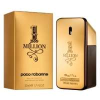 1 Million Paco Rabanne Eau De Toilette Masculino 30ml