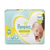 Fralda Pampers RN+ Premium Care Pacotão 36 Unidades