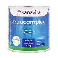 Suplemento Sanavita Colágeno ArtroComplex Original 330g