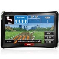 GPS Guia Quatro Rodas 4.3 Com Tv Digital MTC4374