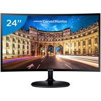 Monitor Samsung LED Curvo 24 C24F390F
