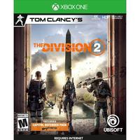 Jogo Tom Clancys The Division 2 Xbox One Microsoft