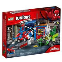 Lego Juniors Disney Marvel Homem Aranha Vs Scorpion 10754