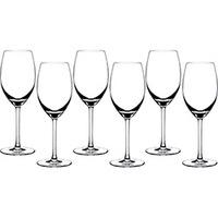 Cálice Vinho Tinto Cristal Blumenau 6 peças Liso Extra
