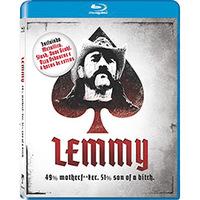 Lemmy Blu-Ray - Multi-Região / Reg.4
