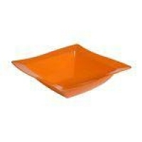 Saladeira Moove  Laranja 2L - VemPlast