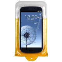 Capa Aquática Dicapac para Smartphones Universal WP-C10I Amarelo